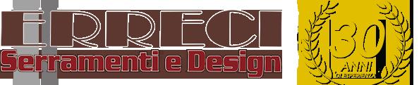 Erreci Serramenti e Design Logo